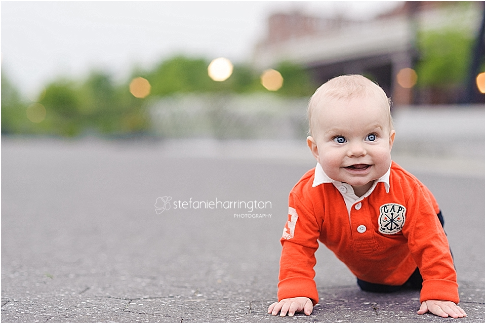 Dc baby photography crawling baby