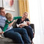 family newborn photographer dc maryland | big and little brother
