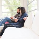 dc silver spring newborn photographer | star nursery mobile
